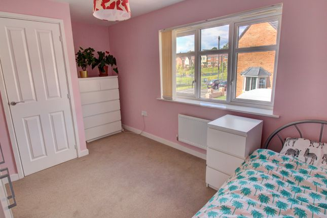 Bedroom Two of Sherwood Drive, Cannock WS11