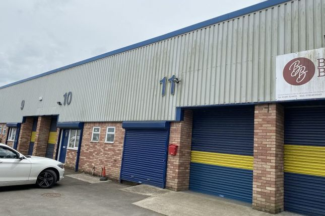 Thumbnail Industrial to let in Unit 11 Ard Business Park, Polo Grounds Industrial Estate, Pontypool