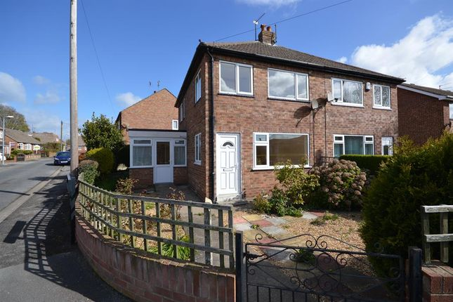 Thumbnail Semi-detached house to rent in Priory Walk, Bridlington