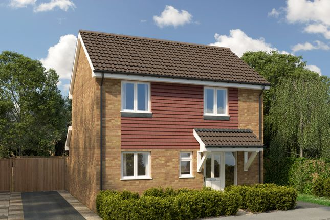 Thumbnail Detached house for sale in Hawkswell Close, Woking