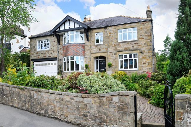 Thumbnail Detached house for sale in Raikes Road, Skipton