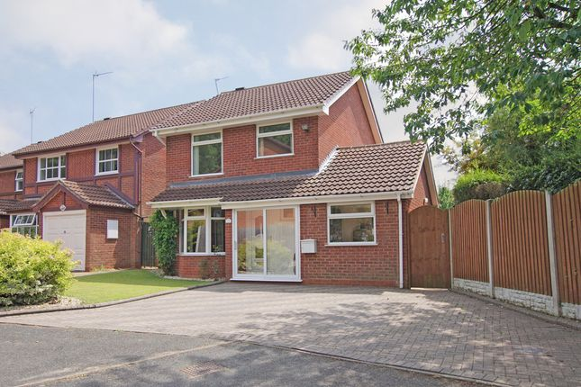 Thumbnail Detached house for sale in Badger Way, Blackwell