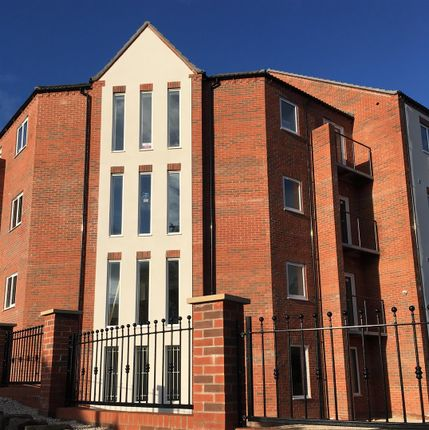 Thumbnail Flat for sale in Plot 4, Heritage House, Woodland Park View, Mansfield