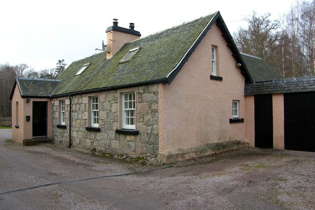 Thumbnail Cottage for sale in Railway Cottages, Kincraig