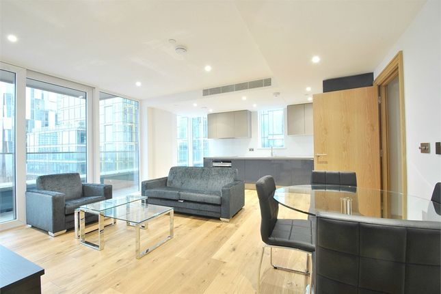 Thumbnail Flat to rent in 12 Hermitage Street, Paddington, London