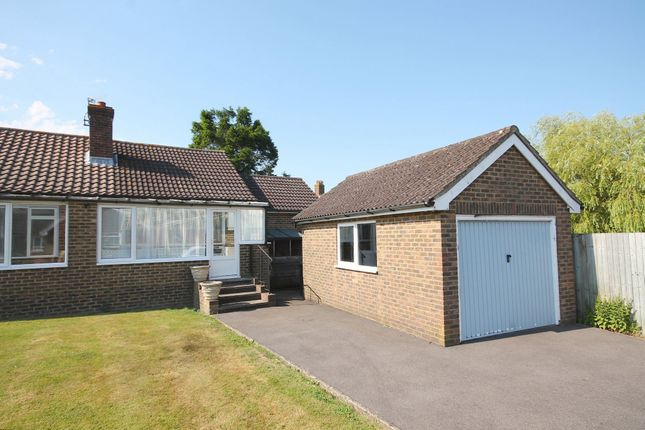 Thumbnail Semi-detached bungalow to rent in Nether Lane, Nutley, Uckfield