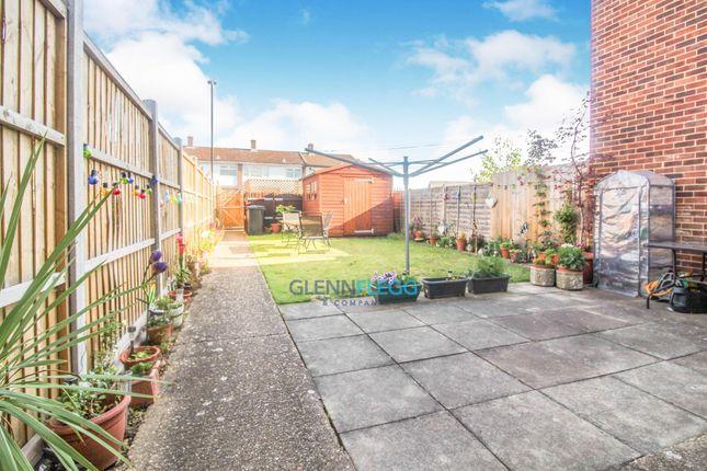 Garden of Parlaunt Road, Langley, Slough SL3