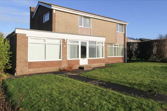 Thumbnail Detached house for sale in Welbury Way, Southfield Lea, Cramlington