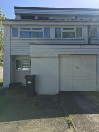 Thumbnail End terrace house to rent in Biscoe Close, Hounslow