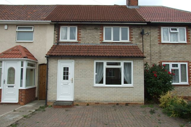 Thumbnail Terraced house to rent in Malvern Road, Billingham