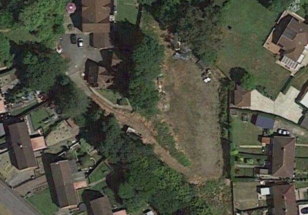 Thumbnail Land for sale in Off Millbrook Road, Pontllanfraith, Blackwood