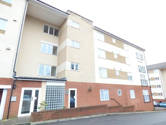 Thumbnail Flat for sale in Lee Heights, Bambridge Court, Maidstone, Kent