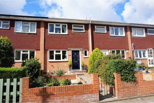 Thumbnail Terraced house for sale in Cargate Avenue, Aldershot