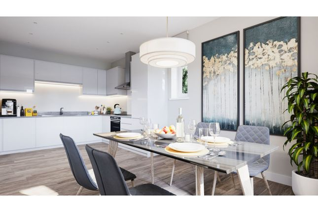 Flat for sale in Ridgway Road, Luton