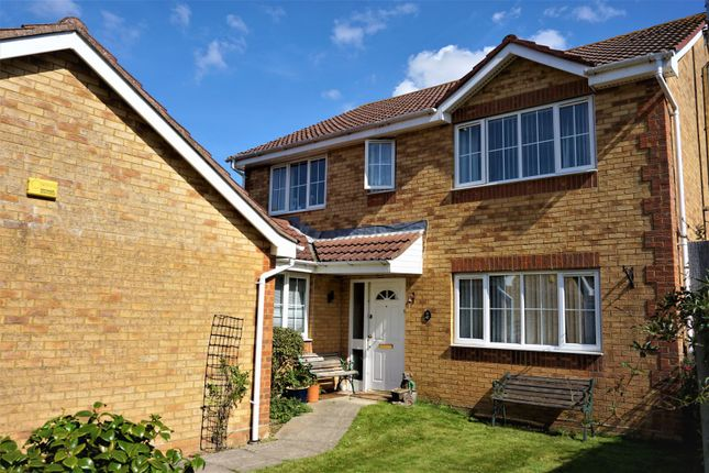 Thumbnail Detached house for sale in Kingfisher Drive, Littlehampton