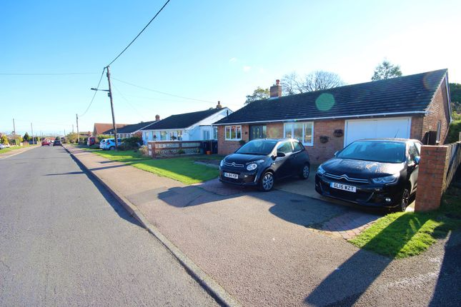 Thumbnail Detached bungalow for sale in Albany Road, Folkestone