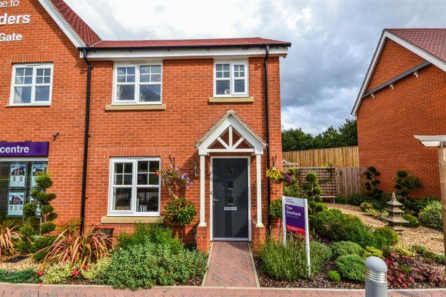 Thumbnail Semi-detached house for sale in Mallard Way, Sprowston, Norwich