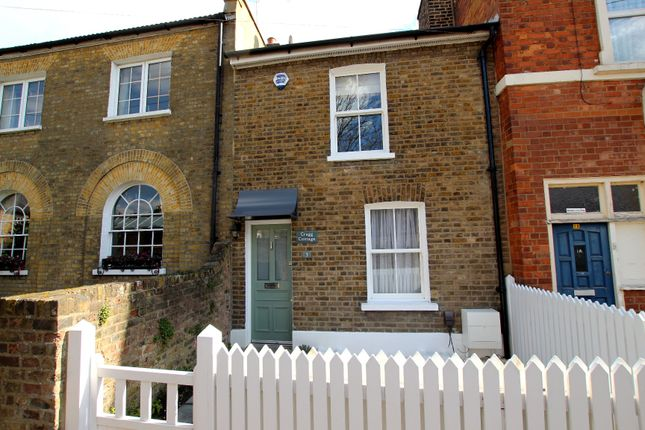 Thumbnail Terraced house for sale in Chase Side Place, Enfield