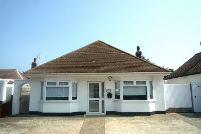 Thumbnail Detached bungalow for sale in Selsea Avenue, Herne Bay, Kent