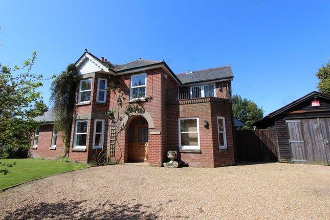 Thumbnail Detached house for sale in Long Lane, Bursledon, Southampton