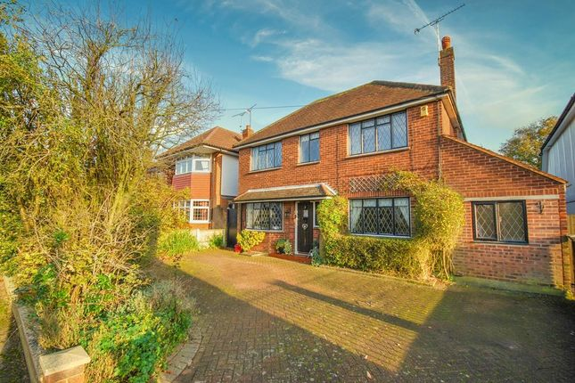 Thumbnail Detached house for sale in Kilworth Avenue, Shenfield, Brentwood, Essex