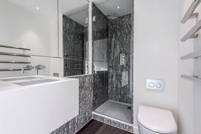 En-Suite of No.1, Upper Riverside, Cutter Lane, Greenwich Peninsula SE10