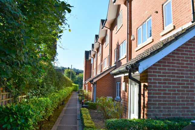 Thumbnail Flat to rent in London Road, Marlborough