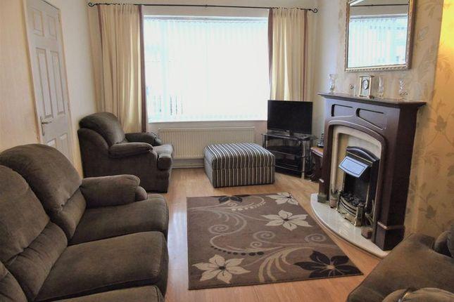 Lounge of Sinclair Avenue, Whiston, Prescot L35