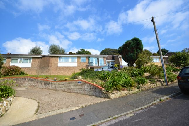 Thumbnail Detached bungalow for sale in Southernwood Rise, Sandgate, Folkestone