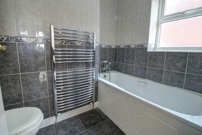 Bathroom of Halliday Close, Worksop S80