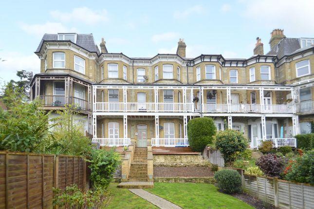 Thumbnail Flat for sale in Garden Apartment, Caithness, St Boniface Road, Ventnor