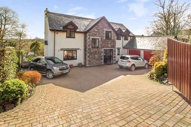 Thumbnail Detached house for sale in Laneast, Launceston