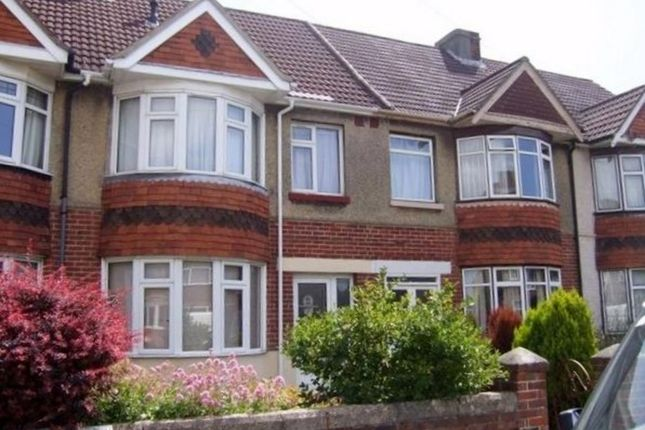 Thumbnail Terraced house to rent in Chantry Road, Gosport