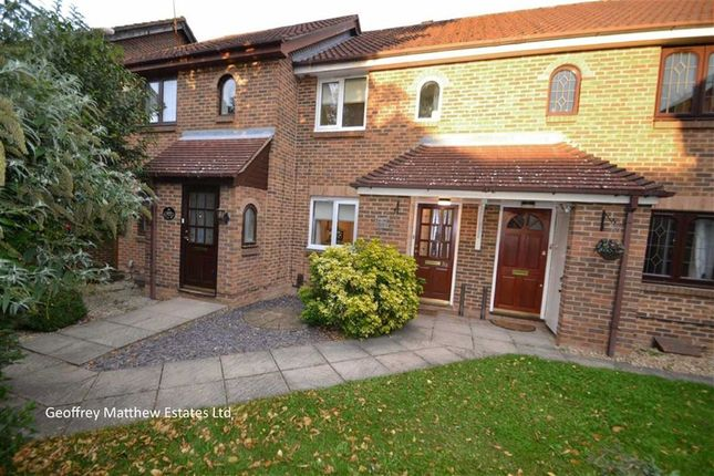 Thumbnail Terraced house for sale in Bentley Drive, Church Langley, Harlow, Essex