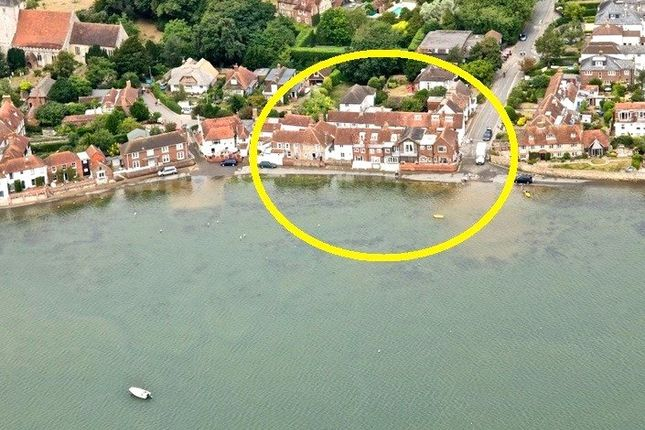 Thumbnail Terraced house for sale in High Street, Bosham, Chichester, West Sussex