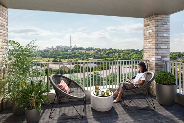 Thumbnail Flat for sale in Clarendon Road, Hornsey