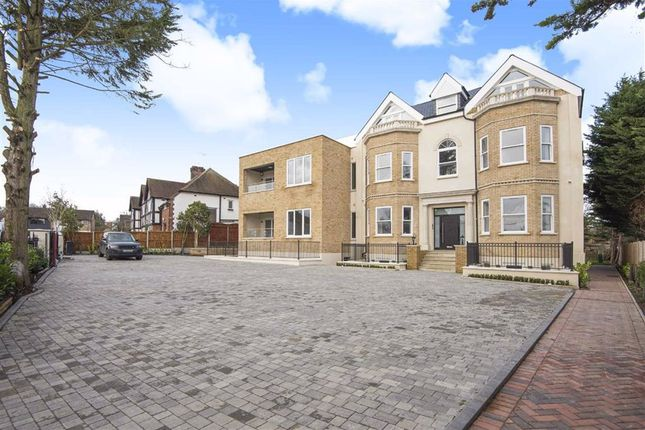 Thumbnail Flat to rent in Rowantree Road, Enfield