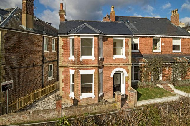 2 bed detached house for sale in Victoria Road, Southborough