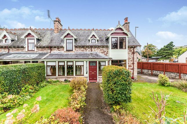 Thumbnail Semi-detached house for sale in Craig Road, Dingwall, Highland