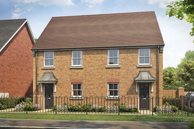 Thumbnail Semi-detached house for sale in Ordnance Road, Buckshaw Village, Chorley