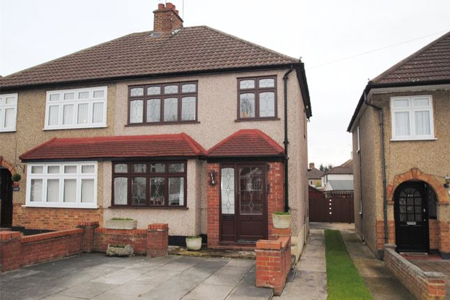 Thumbnail Semi-detached house for sale in Moor Lane, Upminster
