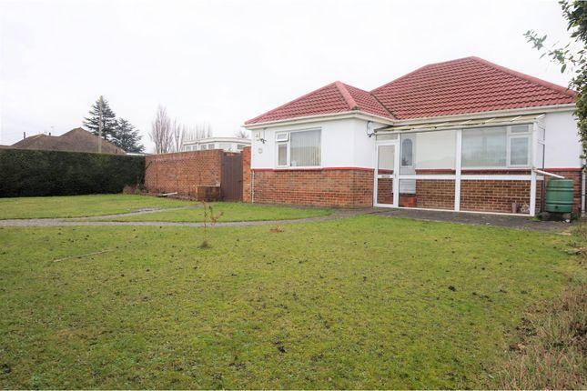 Thumbnail Detached bungalow for sale in Larks Field, Longfield