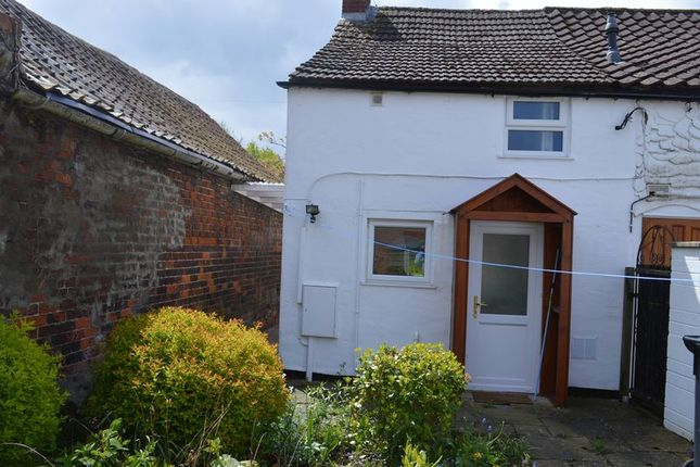 Thumbnail Cottage for sale in Bridge Street, Saxilby, Lincoln