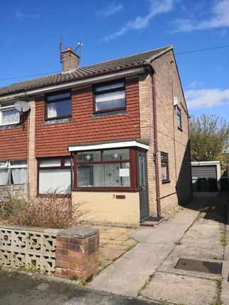 3 bed semi-detached house to rent in Hoy Drive, Urmston M41