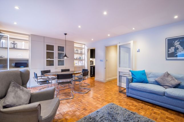 Thumbnail Flat to rent in College Cross, London