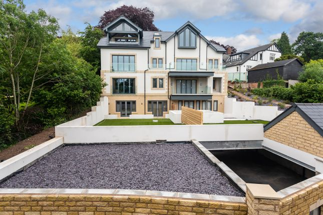 Thumbnail Flat for sale in Congleton Road, Alderley Edge