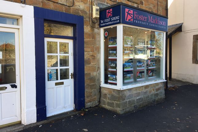 Thumbnail Retail premises to let in Croft View, Lanchester