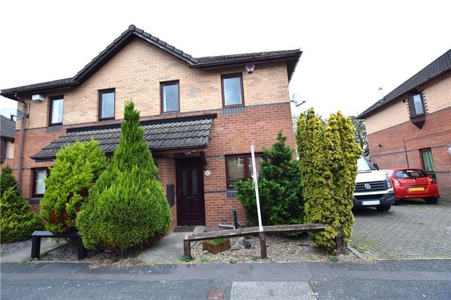 Thumbnail Semi-detached house for sale in Stonecliffe Drive, Farnley, Leeds