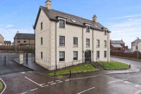 Thumbnail Flat to rent in 3 Lady Wallace Crescent, Thaxton Village, Thaxton, Lisburn