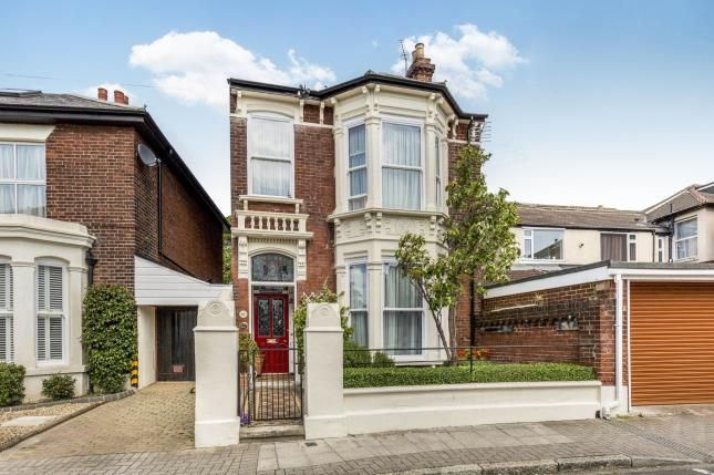 Thumbnail Link-detached house for sale in Southsea, Hampshire, United Kingdom